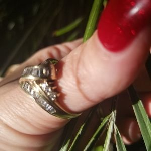 Stamped Jewelry - Gorgeous Ring stamped